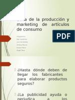 Ética de la producción