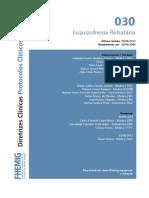 030 Esquizofrenia Refrataria 07082014