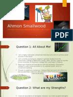 ahmon smallwood csit assignment 3