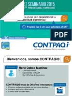 CONTPAQi PPTevento Contabilidad Retenciones 06MZO15