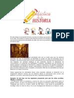 Estrategias y recursos para historia.doc
