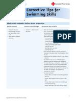 Corrective Drills Resource