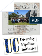 UCDPI Conference Report 2015