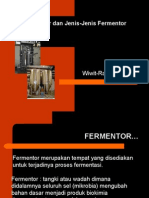 Fermentor Dan Jenis-Jenis Fermentor n