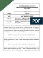 Charlas Identificación del peligro y movimientos adecuados.pdf