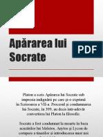 Apărarea Lui Socrate