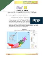 Verifikasi Bab II Gambaran Umum Kabupaten Bolmut