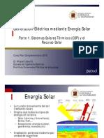 Sistemas de Gen Solar - CPC2015 - P1