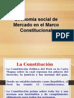 Economia Social de Mercado en El Marco Constitucional