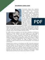 Nicomedes Santa Cruz Poemas
