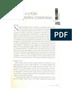 Notas a la literatura Salvadoreña Contemporánea-Javier Alas