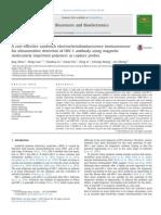 A cost-effective sandwich electro chemilumine scence immuno sensor.pdf