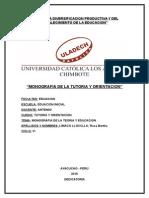 Caratular Uladech Rosa 2015 Mayo Año de La Diversificacion Productiva y Del Fotalecimiento de La Educacion