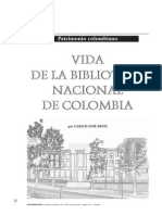 Vida de La Biblioteca Nacional de Colombia (1)