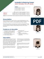 SEKO Peristaltic Pumps v2.0