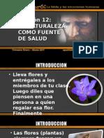 Leccion La Naturaleza Da Salud(Jesús Lloró)