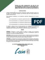 Convocatoria Consejo Directivo ICL