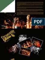 Book Español de Carnavalito Gitano