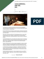 Após Vencer Concurso Polêmico, Brasileiro Passa Noite Nas Catacumbas de Paris - BBC - UOL Notícias