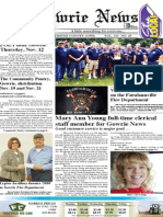 Nov 11 Pages - Gowrie News