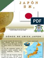 Presentacion de Japon 1