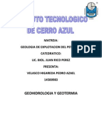 geohidrologia y geotermia