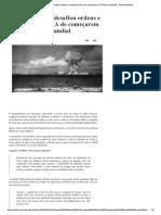 O Capitão Que Desafiou Ordens e Impediu Os EUA de Começarem a 3ª Guerra Mundial - Gizmodo Brasil