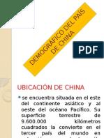 Demográfico Del País de China