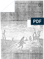 Autores Varios - Revista Folklore. Número 1, Volumen 118, Abril 2007