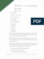 Ejercicios calculo integral