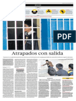 Atrapados con salida  - El Comercio (7-11-2015)