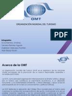 Presentación Organizaciones Mundiales  OMT