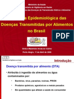 Doenças Brasil DTA