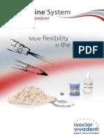 IPS+InLine+System+Powder+Opaquer