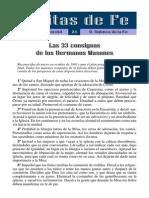 24 - Masonería (Defensa de La Fe)