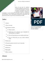 Acoso Sexual - Wikipedia, La Enciclopedia Libre