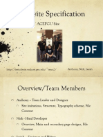 powerpoint for team