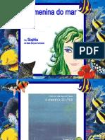 Menina Mar_EB 1 Montes Herminios - 3ºano - Prof. Teresa Fiadeiro
