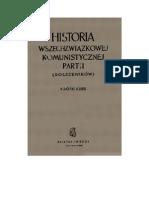Historia Wszechzwiązkowej Komunistycznej Partii (bolszewików) – 1949 (zorg)