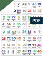 Loteria de Multiplicaciones.