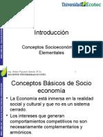 SocioEconomy Concepts