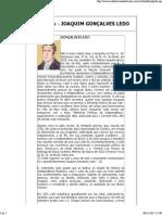 Biografias - Joaquim Gonçalves Ledo