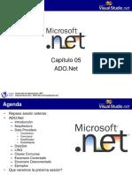 Sesión 05 - ADO.Net