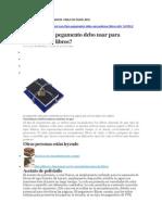 Pegamento Encuadernados Vinilicos Padid 2015