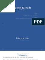 Patrón Fachada