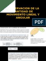 Conservacion Cant Mov Lineal y Angular(1)