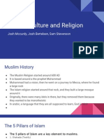 muslim culture and religion