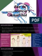 Taller de Adolescencia y Sexualidad
