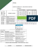 A. Resultados- 3º Básico (Ev. Cognitiva PIE) (Autoguardado)
