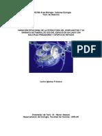 Iglesias2007 Horizontal Dynamics of Zooplankton in Subtropical Lake
